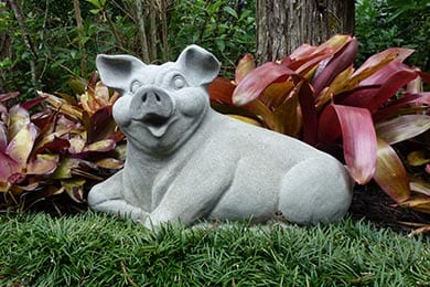 ICONIC GARDEN SCULPTURES | Outdoor Animal Statues